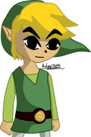 -:Toon Link:- by MonkeyKingHero