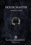 House Master by chriscastielredy