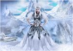 The ice princess by annemaria48