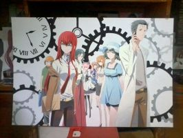 Steins gate by rey03