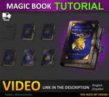 TUTORIAL magic book by JesusAConde