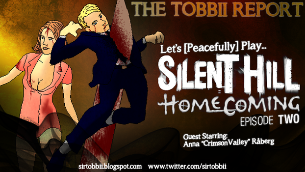 Silent Hill Homecoming - Lets Play Titlecard 2 by SirTobbii