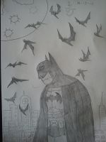 The GotDamn Batman by DinomanInc
