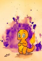 Charmander. by KING-SORROW