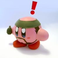 Kirby Snake by vrlovecats