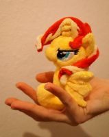 Seapony Sunset Shimmer by Fafatacle