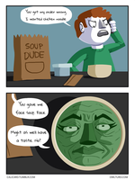 Face Soup by Calicard