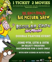 EEnEs Big Picture and RS The Movie Double Feature  by RDJ1995