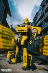 Transformers: Roll out! by Masahiiro