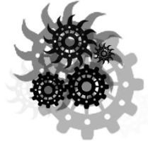 gimp brushes: gears by Ardariel