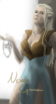 Daenerys - Game of Thrones by NevaGames