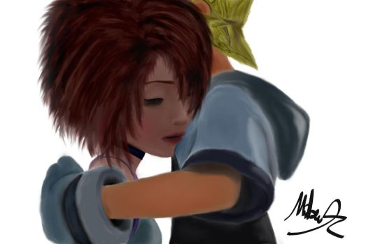 I Miss You (Kingdom Hearts) by PinkMemory