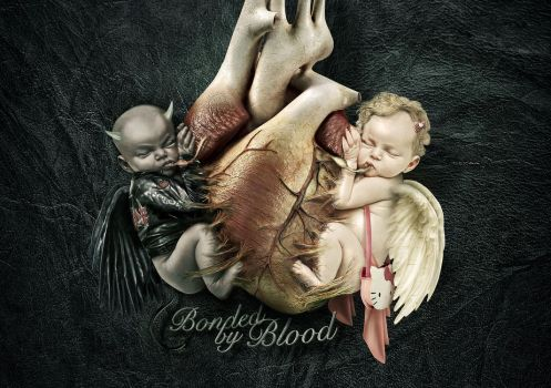 Bonded by Blood by freekilly