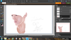 Luhan WIP by The-Rmickey