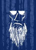 Old Man of the Woods by HandsomeJake