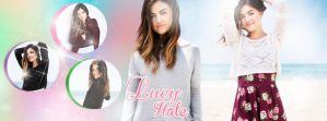 Lucy Hale by ForeverSmile13