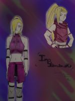 Ino Yamanaka - Age Differences by F-Stormer-3000
