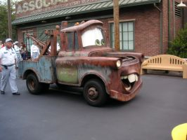 Mater arrived in Carsland 2. by Prince5s
