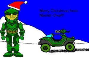 Master Chief's Christmas by Supergamefreakps2
