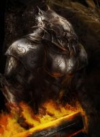 Iron golemancy by MDA-art