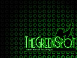 The Green Spot by CosmicDoom