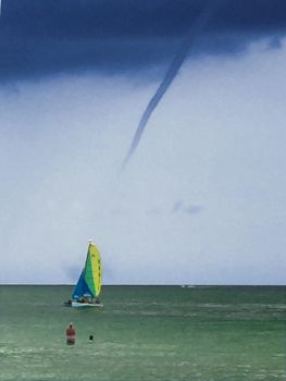 Water Funnel: Photo by Connie Taylor by Jud-W