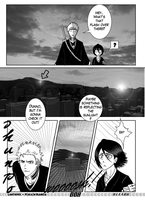 BLEACH fanmanga The White Queen Bee 008 by Lanthiro