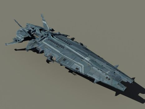 empire frigate unit finished - photo #3