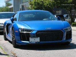 R8 V10 by SeanTheCarSpotter