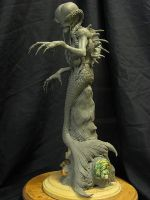 Scylla WIP Progress shots by Blairsculpture