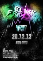 Black Friday Party by D1versity