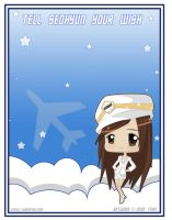 Tell Seohyun your wish by xcry