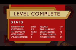 Level Complete by RecklessWizard231