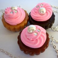 PINK CUPCAKES by theporcelainrose