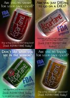 Aspartame Ad Campaign by YesOwl