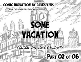 Some Vacation ANIMATIC Pt2of6 by darkspeeds