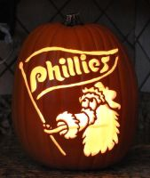 Phillies Phanatic by St0ney