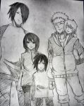 Naruto: Sasunaru Happy family COVER PAGE Chapter 2 by deadvampire32