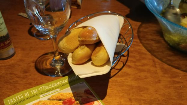 Olive Garden's Breadsticks by BigMac1212