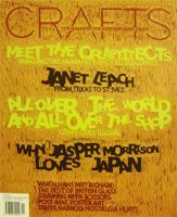 Crafts Magazine Front Cover by dexter121uk
