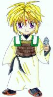 Sanzo says he will kill ya by dee-chan