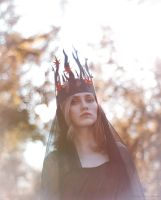 Queen of forest III by Ashai-Autodefe