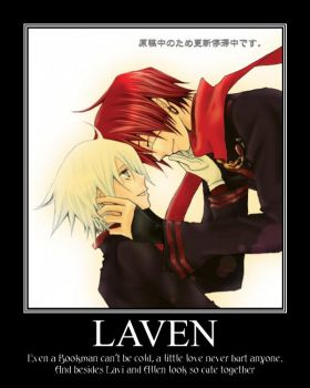 Laven by Catlover122