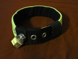 LOCKABLE NEON COLLAR by industrieschornstein