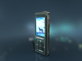gk: Darkwolf mp3 player by toyzRuS