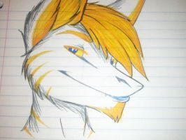Casually playing with markers! by Something-Angelic