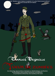 Charles Degaulle tueur de zombies by Emillie-Wolf