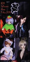 BJD Halloween Meet 2014 - I by eli-star