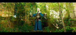 Dragon Age Origins: Mage Origin by HayleyElise
