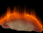The Sushi of Fire by sirgarberto